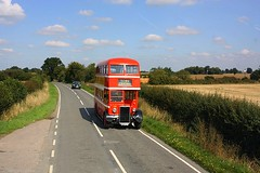 Vintage at Wormingford (Chris Baines) Tags: 1946 roe bodied crossley vv 9146 worminford essex