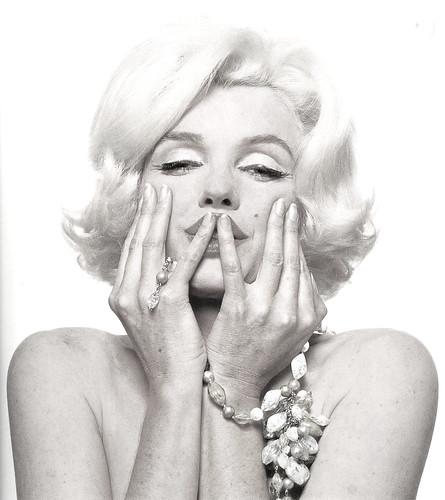 Última sesión fotográfica con Marilyn Monroe - Bert Stern