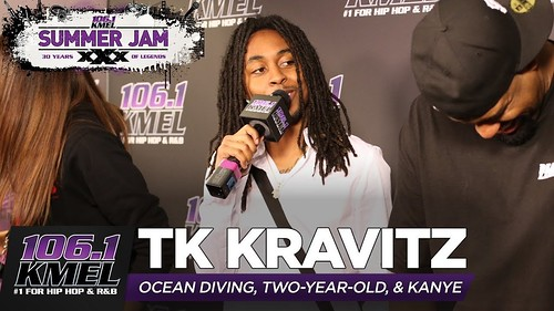Tk Kravitz fan photo