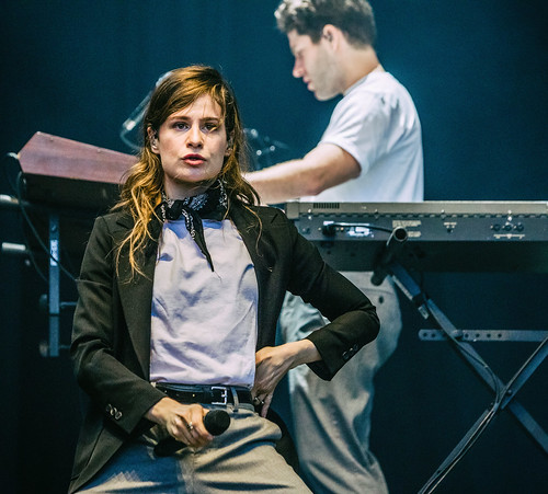 Christine And The Queens fan photo