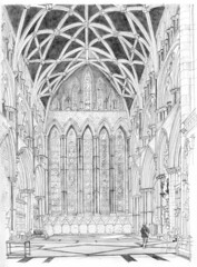 The Five Sisters, York Minster