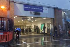 Highbury & Islington London Underground and Overground and National Rail Station (Local Bus Driver) Tags: highbury islington london underground overground national rail station lul tfl