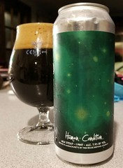 Human Condition (Pak T) Tags: green coconut caramel chocolate human condition milk sweet stout american ale glass alcohol beer beerporn beverage can drink massachusetts samsunggalaxys8 tmobile treehousebrewing untappd aluminumcan