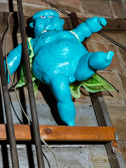 2018 Buskers in the Burg, Workshop (Dennis Valente) Tags: 2018 buskersintheburg wings washington art papermache ellensburg workshop putto 5dsr pnw usa puppetry puppet