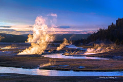 Digital Oil Painting of the Midway Geyser Basin by Charles W. Bailey, Jr. (Charles W. Bailey, Jr., Digital Artist) Tags: geyser landscape sunset midwaygeyserbasin yellowstonenationalpark madisonjunction wyoming usa photoshop photomanipulation topaz topazlabs topazdejpeg topazclarity topazrestyle alienskinexposurex3 on1photo10 topazstudio topazimpression oilpainting painting art fineart visualarts digitalart artwork workofart picture digitalartist charleswbaileyjr