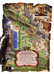 Age of Empires II: The Age of Kings (Vault1541) Tags: microsoft pc computergame advertisement