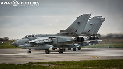 Three Ship Departure (Aviation-Pictures.co.uk) Tags: panavia tornado jet bomber air force aviation pictures military dan foster