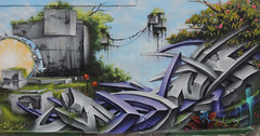 ADM (adam_eloc) Tags: adm pdfcrew pdf graffiti graff graffitibrasil graffiti3d graffitinacional 3d letters letras cinza grey roxo purple fantasy worldfantasy wall urbanart streetart artislife cans spray colllorsbrasil owlunderground