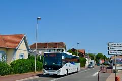Parentis-en-Born - Iveco Bus Evadys  - 19/08/18 (Jérémy P.) Tags: iveco car evadys parentisenborn rdtl translandes ligneestivale