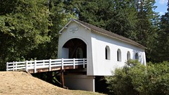 DSC02908 (2) North View (Allen Woosley) Tags: ritner creek bridge highway 223 polk county oregon