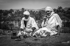 Traditions (haddadzakaria) Tags: algeria biskra blackandwhite day people spring heritage person outerwear man two three recreation affection group elderly hugging travel traditional