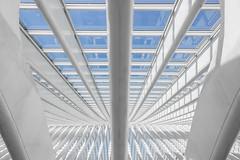Architectural Purity (ARTUS8) Tags: symmetrie öffentlichesgebäude flickr linien modernearchitektur nikond800 nikon28300mmf3556