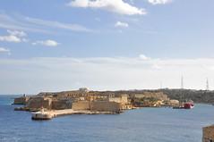 Fort Ricasoli (DameBoudicca) Tags: malta malte マルタ fortricasoli fortirikażli fortericasoli fort forte festung fuerte 要塞 ようさい fortification fortificación fortificazione grandharbour ilportilkbir portofvalletta granpuerto portogrande harbour harbor hamn puerto hafen porto 港 みなと