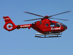 Ørsted | Eurocopter EC-135T3 | G-ORST (Bradley's Aviation Photography) Tags: egsh nwi norfolk norwichairport norwich canon70d aircraft air aviation airplane airport avgeek aviationphotography plane offshore mcs babcock babcockmissioncriticalservicesonshore h135 ørsted eurocopterec135t3 gorst windfarms