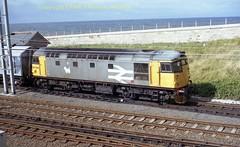Falkland Yard 26040 11aug88 a038 (Ernies Railway Archive) Tags: ayr falklandyard gswr lms scotrail