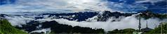 Kleinwalsertal im Nebel_1160142 (uwe_cani) Tags: nebel panasonic fz1000 kleinwalsertal österreich allgäu berge blauerhimmel wolken landschaft outdoor natur