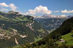 Muotathal panorama (Krzysztof D.) Tags: szwajcaria schweiz suisse svizzera svizra góry alps alpy mountains europe europa schwyz