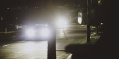 Sights around the Bay, Geilston Bay-2 (Tasmanian.Kris) Tags: night geilstonbay street car lights highway nightime suburb hobart tasmania