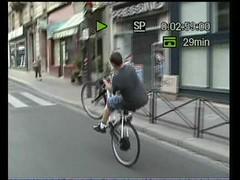 wheeling en vélo électrique (Novovelo) Tags: arrière electrique roue vae vélo wheeling
