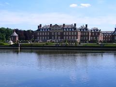 Schloss Nordkirchen (ow54) Tags: schloss nordkirchen palais palast spiegelung münsterland nrw deutschland germany europa europe eu barokko barock teich pond