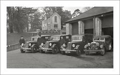 Vehicle Collection (8235) - Austin Six and Morris (Steve Given) Tags: workingvehicle automobile england austinsix chauffeur