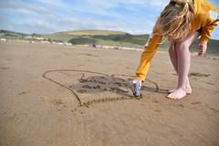 Summer Memories (James Mans) Tags: nikon d5500 north devon beach see sand ocean summer sigma1750 1750mm28 woolacombe uk england