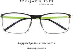 Reykjavik Eyes Black Label Loki C2 (easyoptical) Tags: glasses men women's women designer fashion eyewear easyoptical easyopticalcom prescription luxury reykjavikeyes madeinitaly