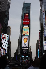 Lights are bright in Broadway! (maxj75) Tags: ny nyc newyork newyorkcity broadway timessquare