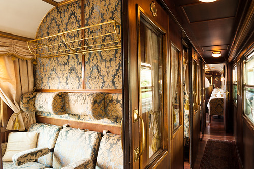 Majestic Train de Luxe Charter Train