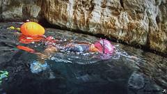 Swimrun Demain Rebelote aout 201800094 (swimrun france) Tags: swimrun calanques aout 2018 cassis freeswimrun provence trailrunning swimming open water hiking climbing