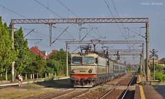 91 53 0 400801-3 - 27 August 2018 (VictorSZi) Tags: romania bucharest bucuresti summer vara august nikon nikond3100 train trainspotting