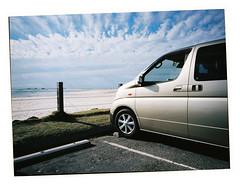 Currumbin (@fotodudenz) Tags: fuji fujifilm ga645w ga645wi medium format point and shoot film rangefinder 28mm 45mm 2018 120 gold coast queensland australia currumbin beach heads rocks snapper kodak portra 400