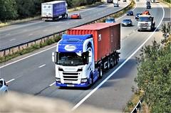 Maritime KX18 WJC (stavioni) Tags: maritime truck trailer next new gen generation scania r450 kx18wjc 3193