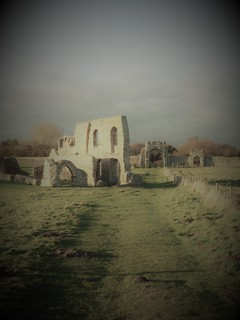 Greyfriars, Dunwich, Suffolk