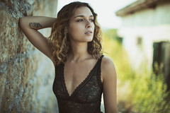 Sara (Ray Production) Tags: riccardo riande rayproduction photography photographer photoshooting photos movie film actress actor cinema tv television theatre italian italy rome model fashion look style beauty glamour eyes beautiful nature forest esotic ritratto flower fruit sun summer lingerie