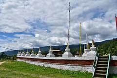 Kurjey Lhakhang; Chokhor Valley, Bumthang, Bhutan (5)