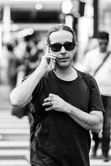 DSCF4558 (drkotaku) Tags: bw blackandwhite blackandwhitephotography candids fuji90mmf2 fujixt2 manhattan newyorkcity people photography streetphotography streetportraits