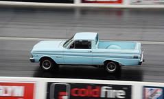 Ranchero_2356 (Fast an' Bulbous) Tags: drag race strip track car vehicle automobile santapod fast speed power acceleration motorsport hotrod outdoor nikon d7100 gimp