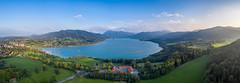 Tegernsee (F!o) Tags: mavic2 mavic2pro mavicpro2 dji aerial tegernsee bayern bavaria alpen alps miesbach