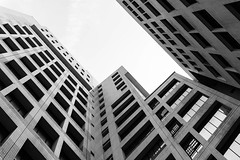 [EXPLORED}-Angle of bulding (Andy-Hsieh) Tags: a7r2voigtlander 21mm f1 8 ultron aspherical