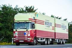 Scania 114L 380 CR19 (UA) (almostkenny) Tags: lkw truck camion ciężarówka ua ukraine drawbar tandem scania scania4serie 114l ce ce4467bc ex moeijes moeijesinttransport