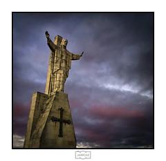 Cristo del Naranco (Jose Antonio. 62) Tags: spain españa asturias oviedo christ cristo naranco