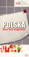 Polska Move Your Imagination (Z-card); 2016_1, map, Poland (World Travel Library - The Collection) Tags: polska zcard 2016 map karte plan carte térkép poland rzeczpospolita travelbrochurefrontcover frontcover brochure world travel library center worldtravellib holidays tourism trip vacation papers prospekt catalogue katalog photos photo photography picture image collectible collectors collection sammlung recueil collezione assortimento colección ads online gallery galeria touristik touristische documents dokument