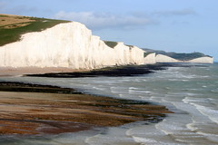 Seven Sisters (Alan1954) Tags: cliffs chalk sea sussex 2018 sevensisters cuckmerehaven platinumheartaward