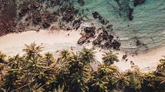 Asien_Thailand_Koh_Kood (cle_mobil) Tags: travelphotography birdview kohkut kohkood thailand travelaround fujifilm intheair drone beach palmen wanderlust travellife travel asien