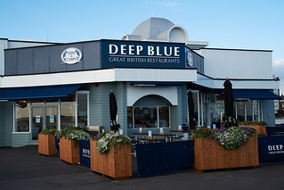 Deep Blue Fish and Chips Southsea