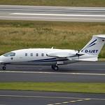 AirGO Private Airline D-IJET Piaggio P-180 Avanti cn/1056 @ EDDL / DUS 16-06-2017 thumbnail