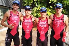 cab Campeonato España triatlón Élite Olímpico Team Clavería 2