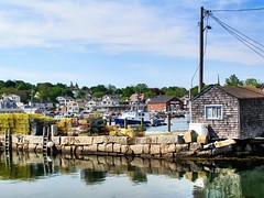 Rockport Massachusetts (rlonpine) Tags: marina harbor boats rockport newengland