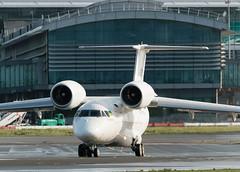 UR-70426 Antonov AN-74 at Dublin Airport Departing to Paris LeBourget 16-9-18 (2) (1 of 1) (Conor O'Flaherty) Tags: ur70426 antonov an74 charter horse cargo dublin dublinairport eidw dub frieght soviet